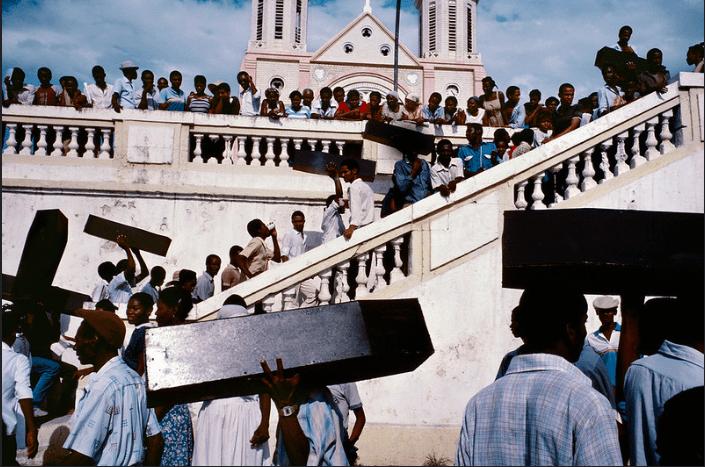 la criminalité en Haïti fait des dizaines de mots tous les mois