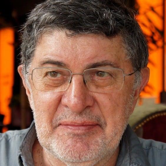 Photo de François Pouillon, auteur de plusieurs ouvrages sur l'émir Abdelkader